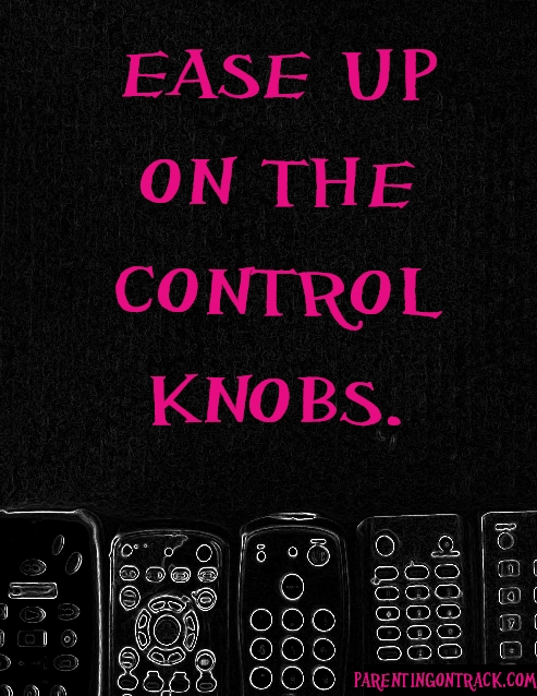 control knobs