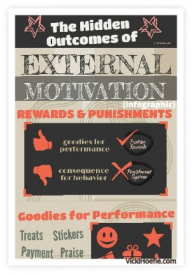 infographic, external motivators